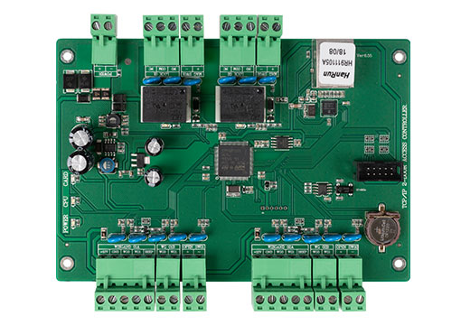 Two Doors Access Control Board