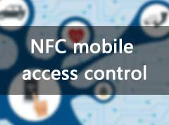 NFC mobile access control